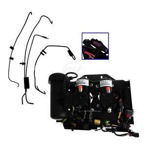 Arnott Air Ride Suspension Dual Stage Compressor Hose Kit for 03 07 Hummer H2