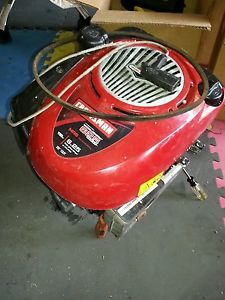"Craftsman 625 Briggs and Stratton 22"" Cut Lawn Mower Engine with Gas Tank Carb"