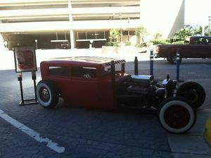 1929 Ford Model A Rat Rod Hot Rod