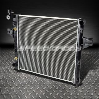 Aluminum Core Replacement Radiator 99 04 Jeep Grand Cherokee WJ 4 0L i6 Auto At
