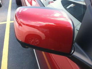 2008 2012 Nissan Rogue Painted Right Side Mirror Cap Cover