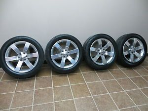 "06 07 08 Trailblazer SS Wheel Set 20"" Rim Goodyear Tire 6 Spokes LS2"