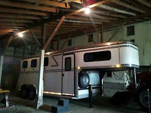 2000 Collin Arndt Horse Trailer