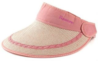 Fashion Chic Women Girl Straw Derby Cap Visor Cap Wide Large Brim Beach Sun Hat