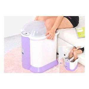 Kiturami Homsys Health Knee Length Foot Bath Relaxing Spa Massager Health Care