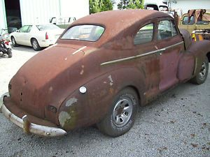 1946 1947 1948 Chevy Coupe Hot Rod Rat Rod Parts
