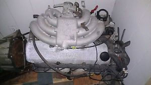 E30 BMW 325IS Engine Assembly M20 2 7L Complete Engine
