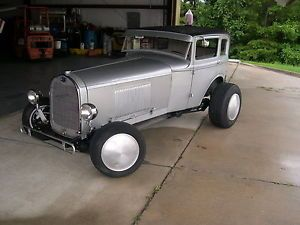 1930 Ford 5 Window Coupe Hot Rod Street Rod