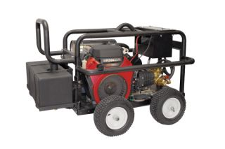 Be PE 4020HWEBCOM Pressure Washer 4000 PSI 5 3 GPM Gas Cold Water