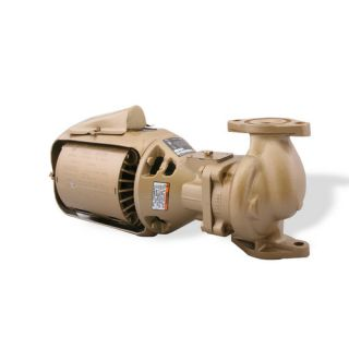 B G Bronze Circulator Pump 100 Series 1 12 HP 106197