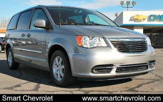 2013 Chrysler Town Country Touring Minivan 7 Passenger Smart Chevrolet
