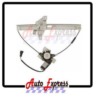 2000 05 Chevy Impala Right Front Window Regulator with Motor Fits Passanger Side