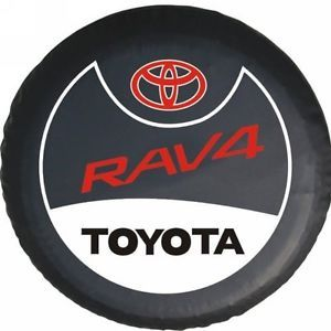 15 inch Spare Wheel Tire Cover RV Covers Fits 2001 2009 Toyota RAV4