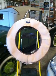 Model A Ford Spare Tire Cover 1930 1931