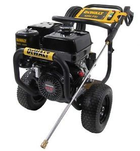 Dewalt Factory Reconditioned Gas Pressure Washer 4200 PSI Honda Engine 3 5 GPM