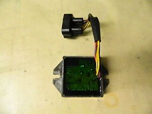 99 Ski Doo Skidoo Mach 1 I Triple 700 Rotax Voltage Regulator Rectifier