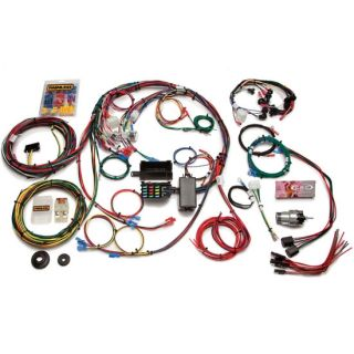 New Painless 201211967 1968 Ford Mustang Wiring Harness Kit 22 Circuit Hot Rod
