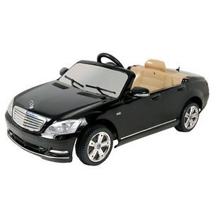 New Licensed Mercedes s Class S600 Battery Powered Ride on Kids Car with Remote