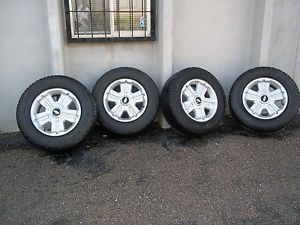 "2000 2013 Chevy Truck Wheels and Tires ""Pick Up Only Sale"""