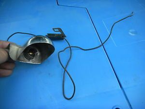 Vintage Automatic Hood Light Operates with Mercury Switch