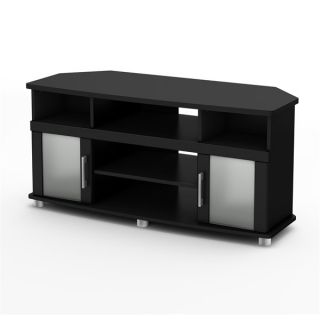 South Shore Furniture City Life Corner TV Stand