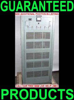 USA Superior Electric EMT10153 135KVA 208V 230V 3Ø Variac Line Voltage Regulator