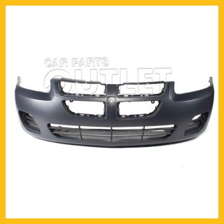 2004 2006 Dodge Stratus Front Bumper Cover Primered Plastic 4DR Sedan Capa Part