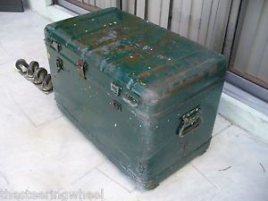 Antique Car Trunk Hot Rod SS Military Ford Dodge Chevy Cord Buick Cadillac