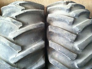 28 26 Firestone R 1 Combine Tires International IH John Deere Mud Truck Tractor