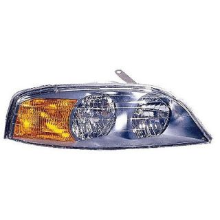 Depo 3311185RAS Right Passenger Side Headlight Assembly 2000 2002 Lincoln LS