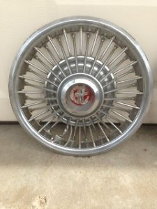 1968 Ford Mustang Wire Wheel Covers Hubcaps Set of 4