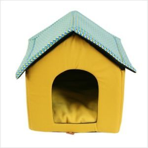 Indoor Dog House Pet House Tent Puppy Carrier Bed K