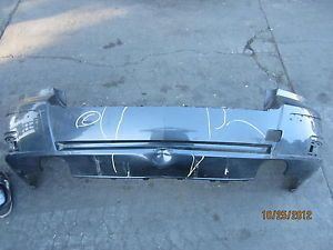 2010 2012 Mercedes Benz GLK350 Rear Bumper Cover Car Parts 10 11 12