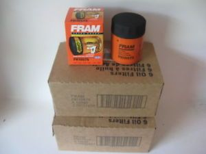 Ford Lincoln Mercury Mazda Fram PH10575 Oil Filter Case Lot 12 Twelve