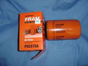 Fram PH2870A Engine Oil Filter New in Box Fits 955 Vehicles