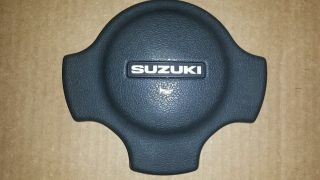 Suzuki Samurai Steering Wheel Horn Button Horn Pad