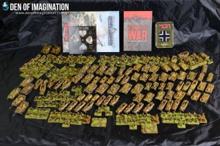 Flames of War German Army Pro Painted