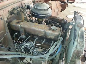 1954 Chevy 235 CI Engine Auto Transmission Complete 55 53 56 57 58 59 60 52 51