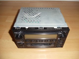 98 99 00 01 02 Toyota Camry Sienna Sequoia Radio Tape CD Player 86120 0C020