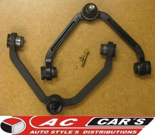 2 Front Upper Control Arms w Torsion Bar Suspension High Performance 1st Desing