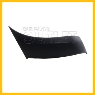 05 11 Toyota Tacoma Front Bumper Side Extension Wheelopening Flare Molding Right