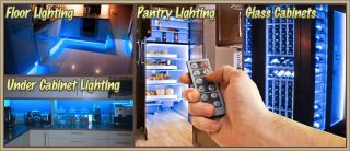 Remote Control LED Light Strip