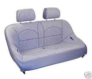 Yamaha Rhino UTV Rear Bench Seat Side x Side