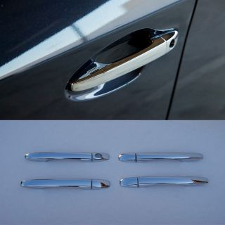 Toyota Venza Prius Sienna Camry Chrome 4 Doors Handle Covers