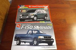 AMT Revell 1997 Ford F150 Expedition Parts Junkyard Kits