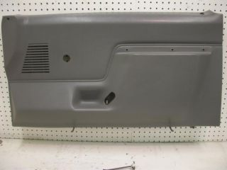 Interior Door Trim Panel Ford F150 Bronco Pickup Truck 87 88 89 91 Passenger RH