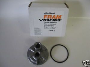 Datsun Ford Chrysler Fram HPK5 Oil Filter Adaptor