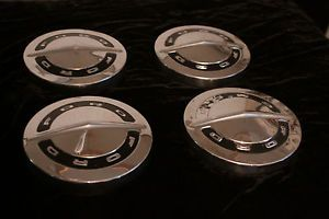 Ford Galaxie Dog Dish Hubcaps Poverty Hubcaps 61 62 63 64 65 66 Galaxie Fairlane