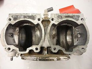 SeaDoo Crankcase 650 657X 2 Pcs Engine Block SPx GTX XP Crank Case