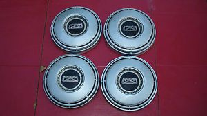 1967 1972 Ford F100 Truck Dog Dish Hubcaps